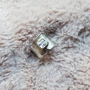 🎉💄TAKE IT SALE💋🥂 Marilena Sterling Silver Ring